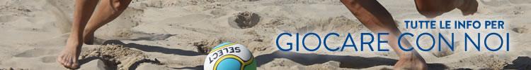 [BEACH] Gioca con noi